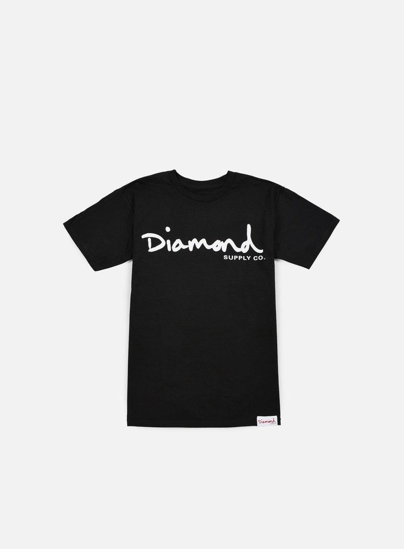 Diamond Supply OG Script T-shirt