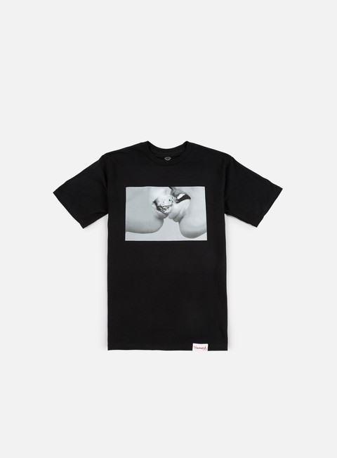 Sale Outlet Short Sleeve T-shirts Diamond Supply Rapture T-shirt