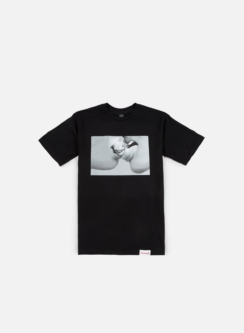 Diamond Supply - Rapture T-shirt, Black