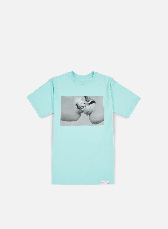 Diamond Supply - Rapture T-shirt, Diamond Blue