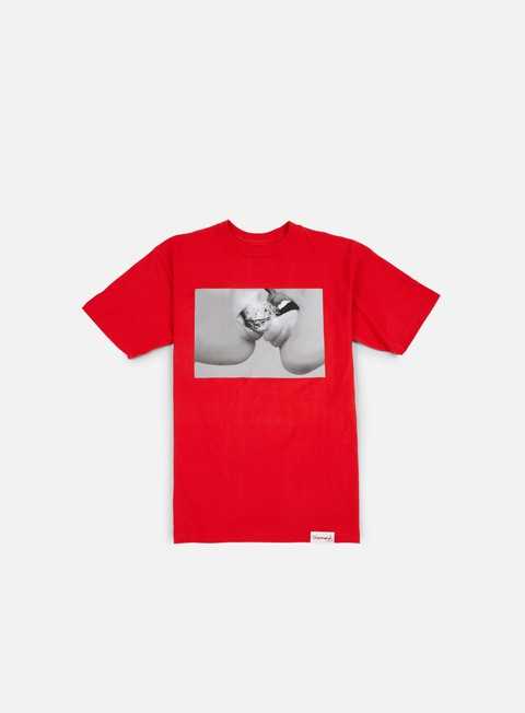 t shirt diamond supply rapture t shirt red