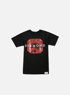 Diamond Supply - Rare Gem T-shirt, Black 1