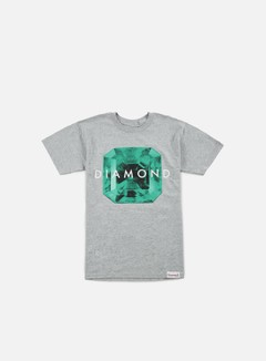 Diamond Supply - Rare Gem T-shirt, Heather Grey 1