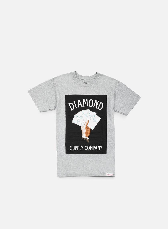 Diamond Supply Royal Flush T-shirt