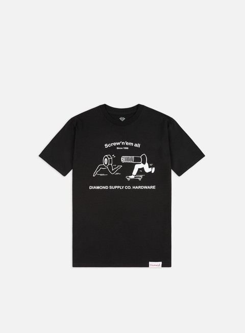 Diamond Supply Screw N Em All T-shirt