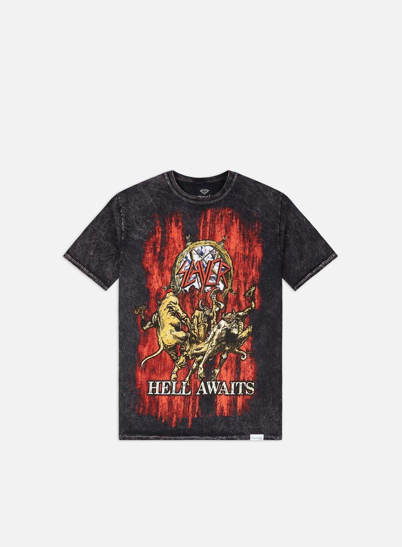 Diamond Supply Slayer Hell Awaits T-shirt