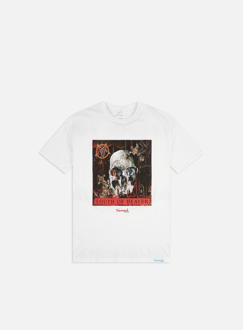 Diamond Supply Slayer South Of Heaven T-shirt