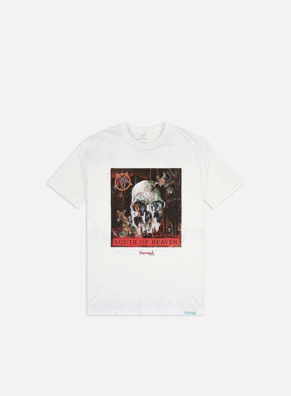 Diamond Supply Slayer South Of Heaven T-shirt