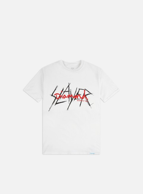 Diamond Supply Slayer x Diamond T-shirt