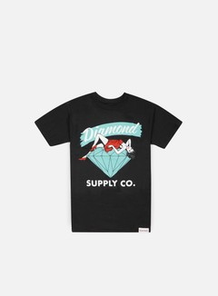 Diamond Supply - Vices T-shirt, Black 1