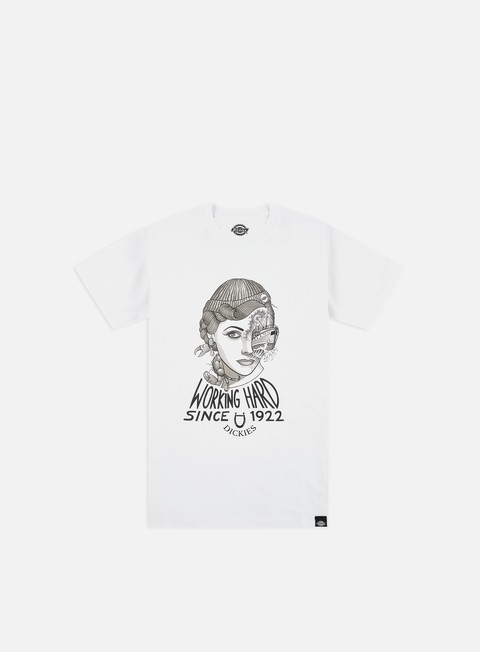 Outlet e Saldi T-shirt a Manica Corta Dickies Duanesburg T-shirt