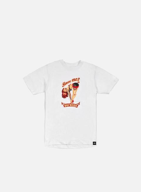 t shirt dickies helendale t shirt white