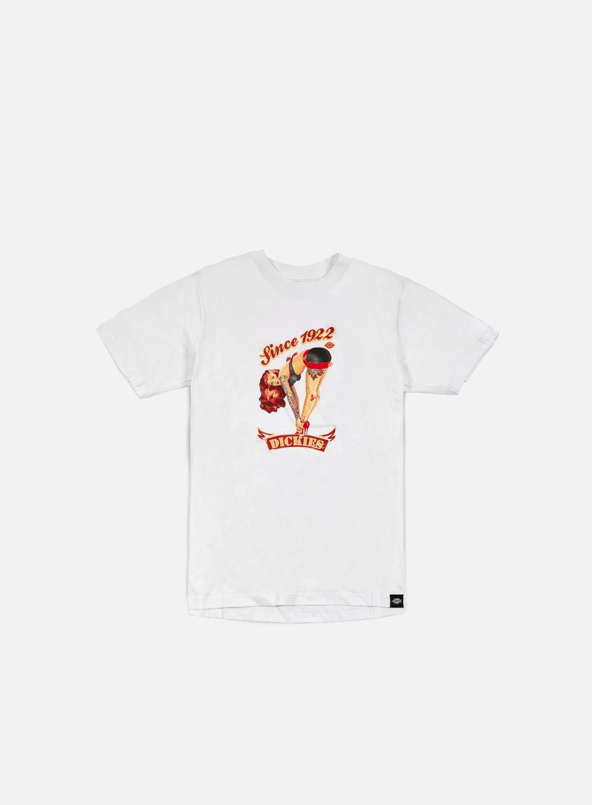 Dickies - Helendale T-shirt, White