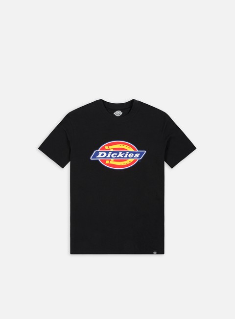 t shirt dickies horseshoe t shirt black