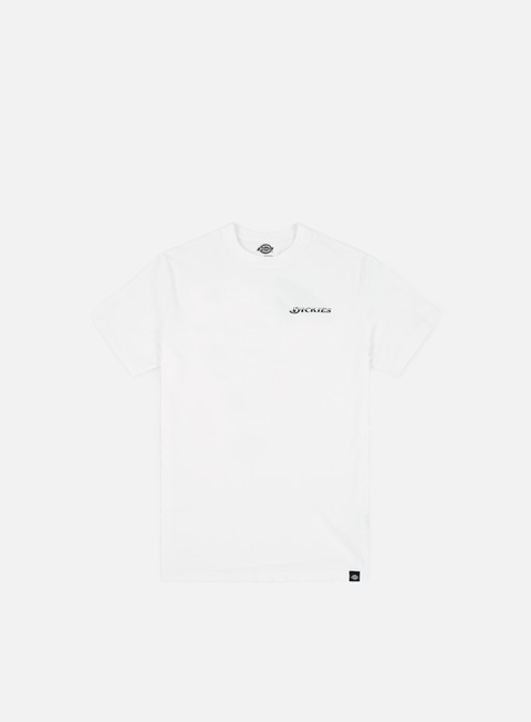 t shirt dickies midfield t shirt white