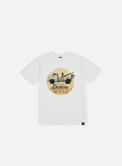 Dickies - Russellville T-shirt, White 1