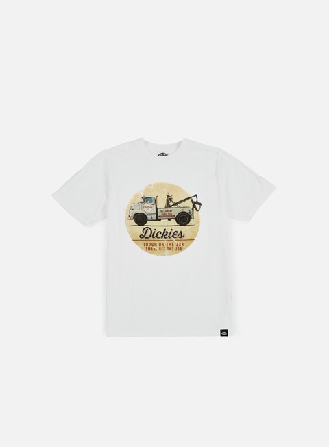t shirt dickies russellville t shirt white