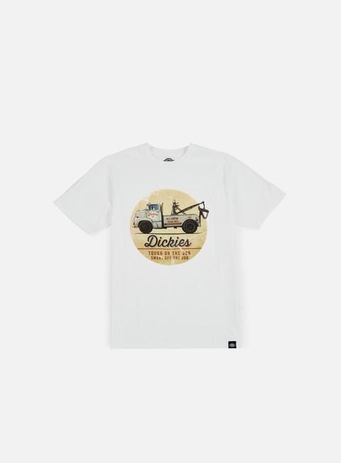 t shirt dickies russellville t shirt white