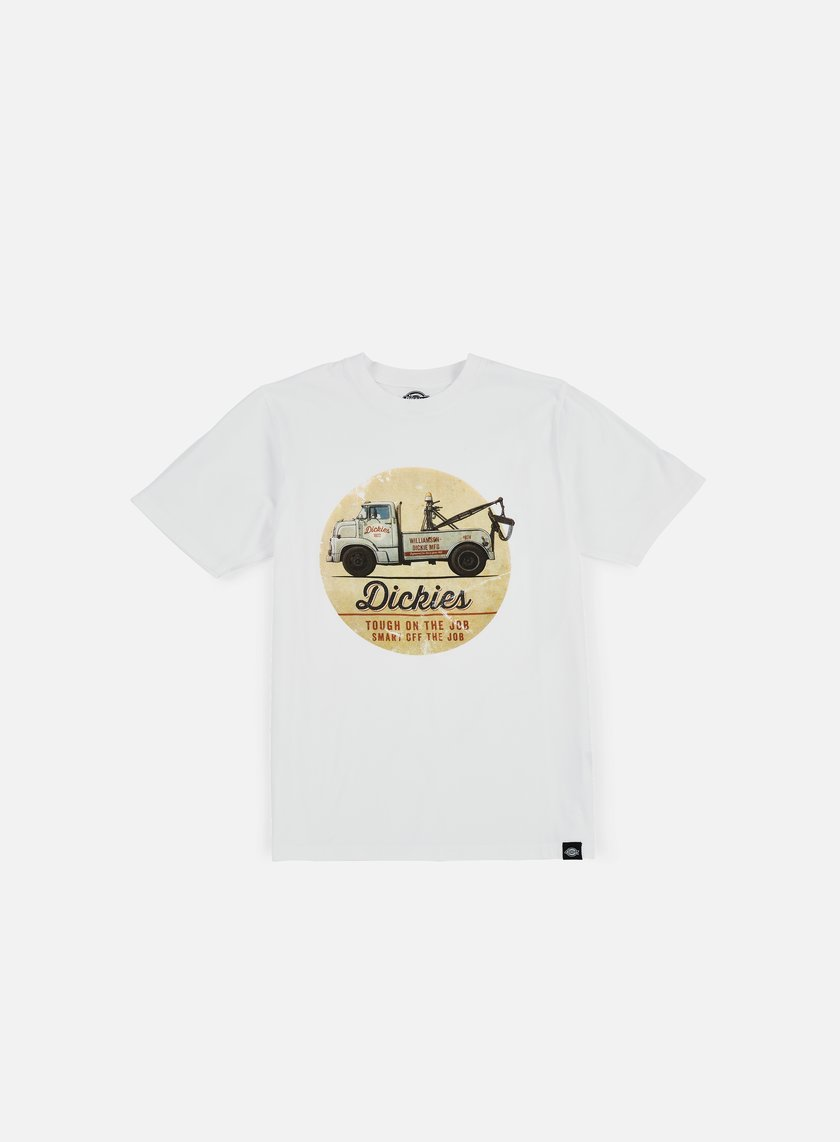 Dickies - Russellville T-shirt, White