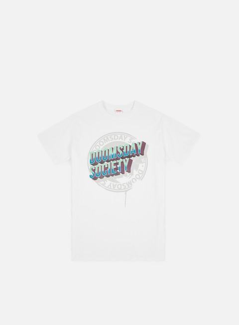 Outlet e Saldi T-shirt a Manica Corta Doomsday 09122 T-shirt