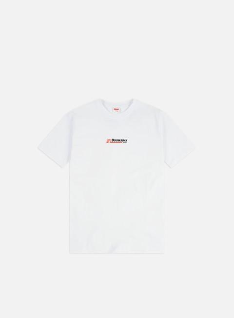 T-shirt a Manica Corta Doomsday 90s T-shirt