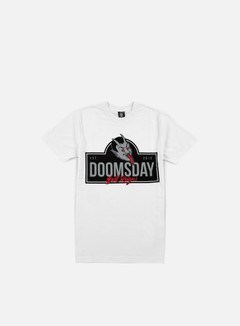 Doomsday - Acid Demon T-shirt, White 1