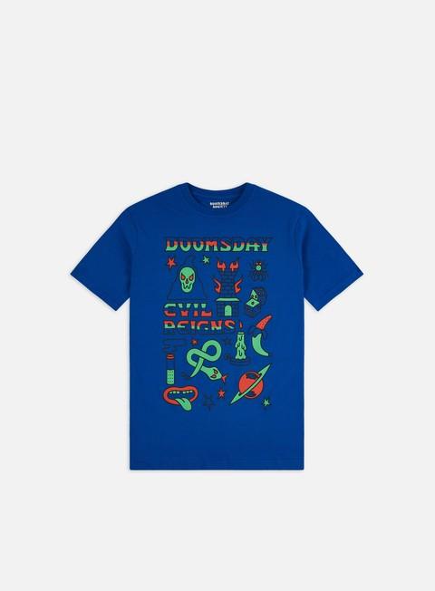 Outlet e Saldi T-shirt a Manica Corta Doomsday Acid T-shirt