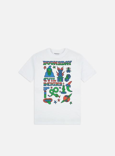 Short Sleeve T-shirts Doomsday Acid T-shirt