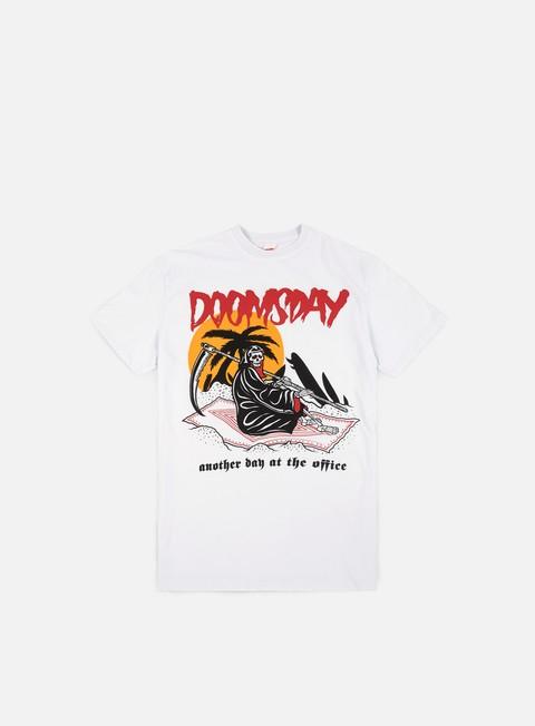 T-shirt a Manica Corta Doomsday A.D.A.T.O. T-shirt