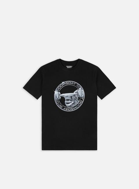 T-shirt a Manica Corta Doomsday Chromohead T-shirt