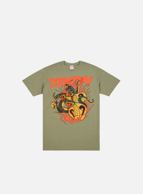 T-shirt a Manica Corta Doomsday Cobra Pack T-shirt