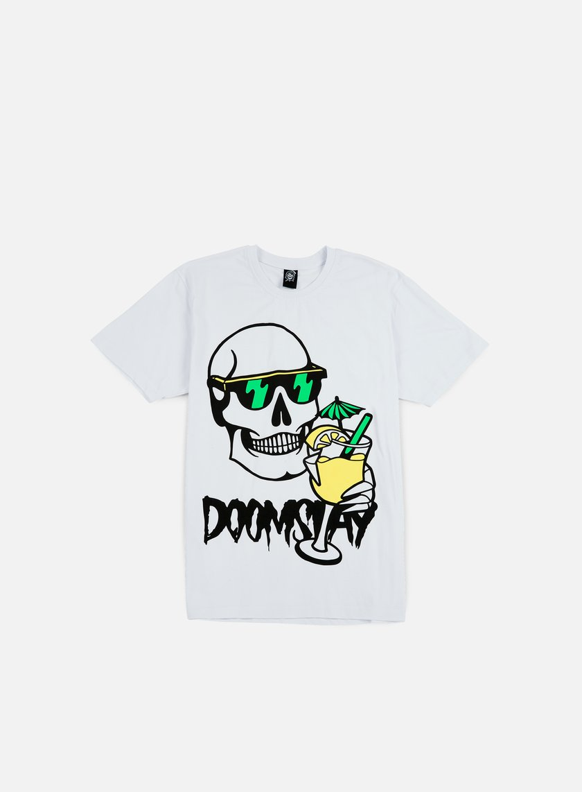 Doomsday - Cockthell T-shirt, White