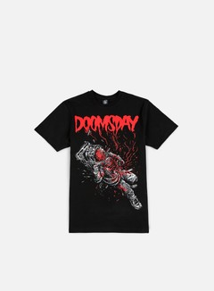 Doomsday - Dead Space T-shirt, Black 1