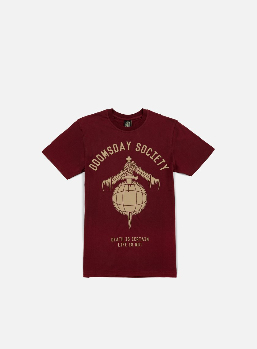 Doomsday Death Is Certain T-shirt