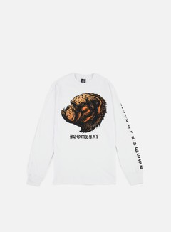 Outlet e Saldi T-shirt a Manica Lunga Doomsday Dog Unit Bulldog LS T- 9254277fec3d