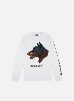 Doomsday Dog Unit Doberman LS T-shirt