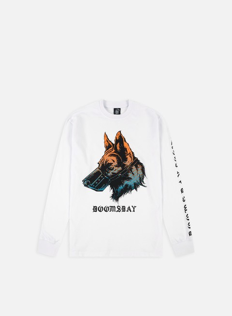t shirt doomsday dog unit shepard ls t shirt white
