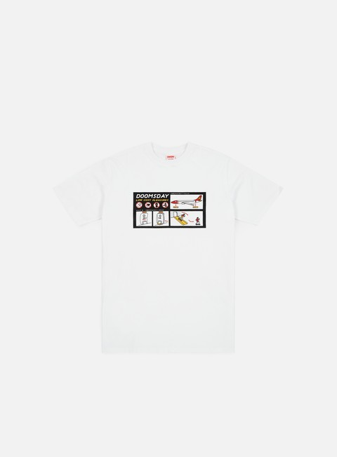 t shirt doomsday emergency drop t shirt white