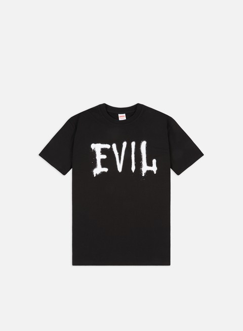 Short Sleeve T-shirts Doomsday Evil Sign T-shirt