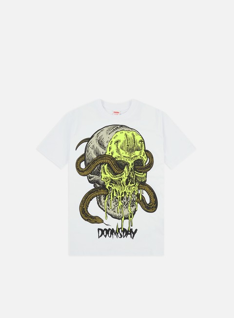 Short Sleeve T-shirts Doomsday False T-shirt