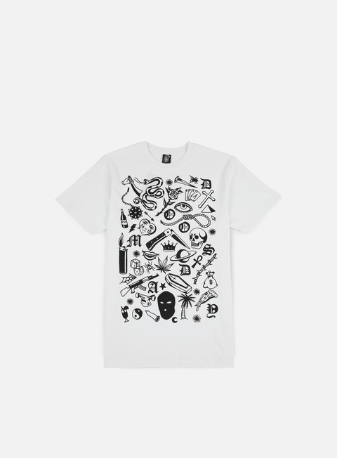 t shirt doomsday fillers t shirt white