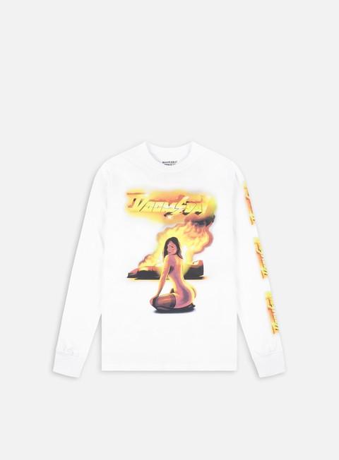 T-shirt a Manica Lunga Doomsday Fuel LS T-shirt