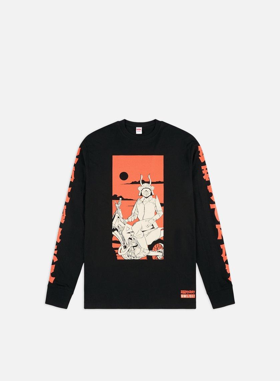 Doomsday Fury LS T-shirt