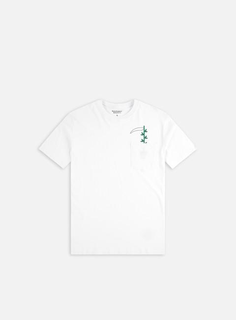Short sleeve T-shirts Doomsday Green Thumb Pocket T-shirt