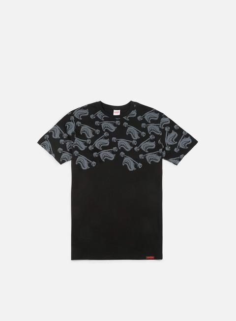 Short Sleeve T-shirts Doomsday Hammerd Camo T-shirt