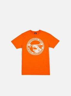 Doomsday - Hammerhead T-shirt, Orange/White