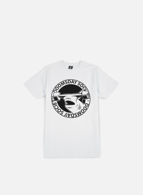 T-shirt a Manica Corta Doomsday Hammerhead T-shirt
