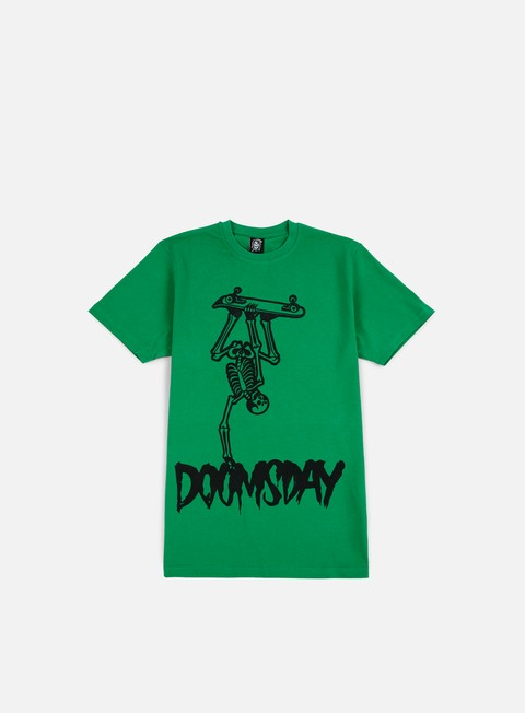 t shirt doomsday handplant t shirt green