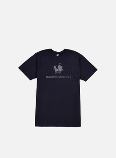 Doomsday - Hunt T-shirt, Navy 1