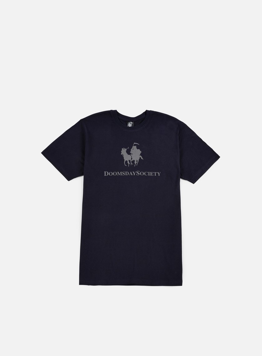 Doomsday - Hunt T-shirt, Navy
